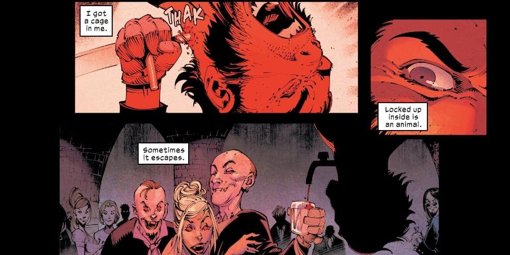 Wolverine, Benjamin Percy, Viktor Bogdanociv, Adam Kubert, Dawn of X, X-Men, Marvel Comics, Logan, X-Force