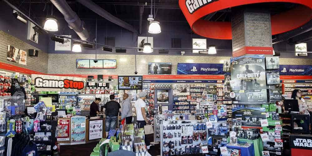 GameStop Closing Hundreds of Stores