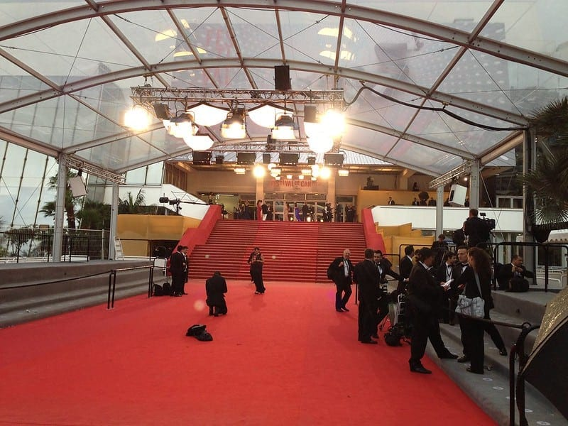 Cannes Festival Location