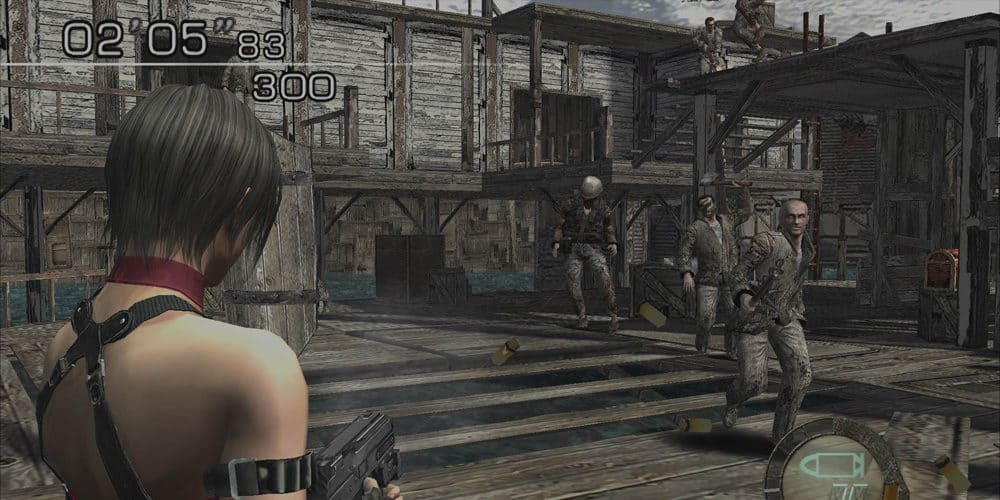 best zombie video games