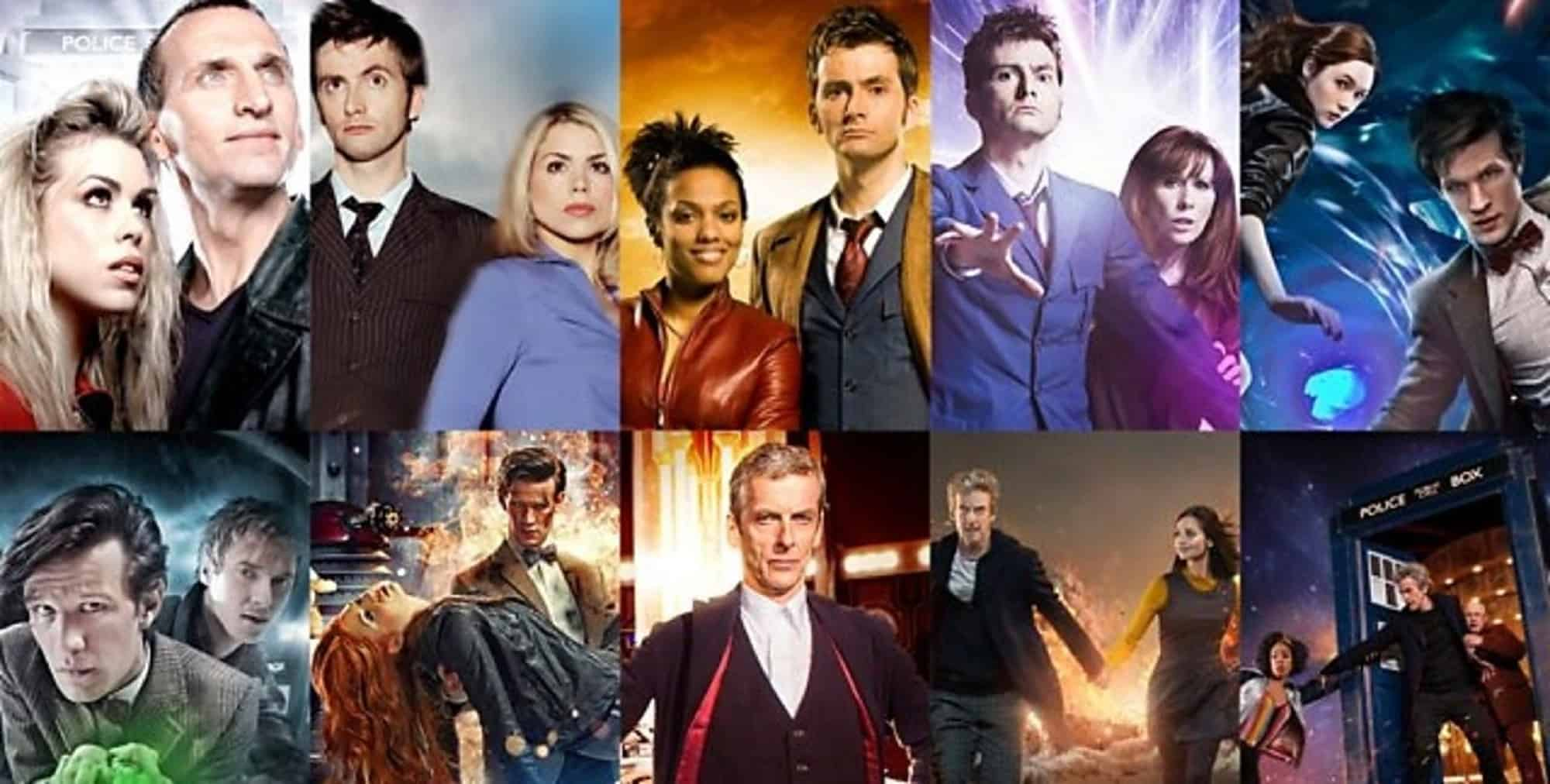 Best Modern Doctor Who Companions Featured Image via BBC