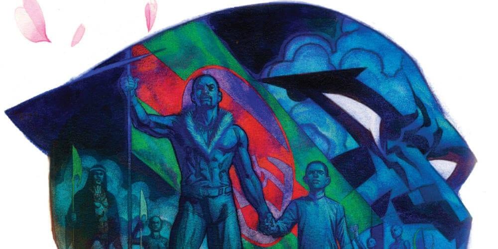 Rise of the Black Panther, Ta-Nehisi Coates, Marvel Comics)