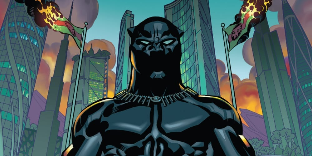 Ta-Nehisi Coates,Black Panther, A Nation Under Our Feet, Marvel Comics, T'Challa