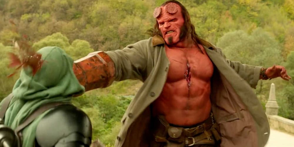 David Harbour Hellboy Reboot Failure
