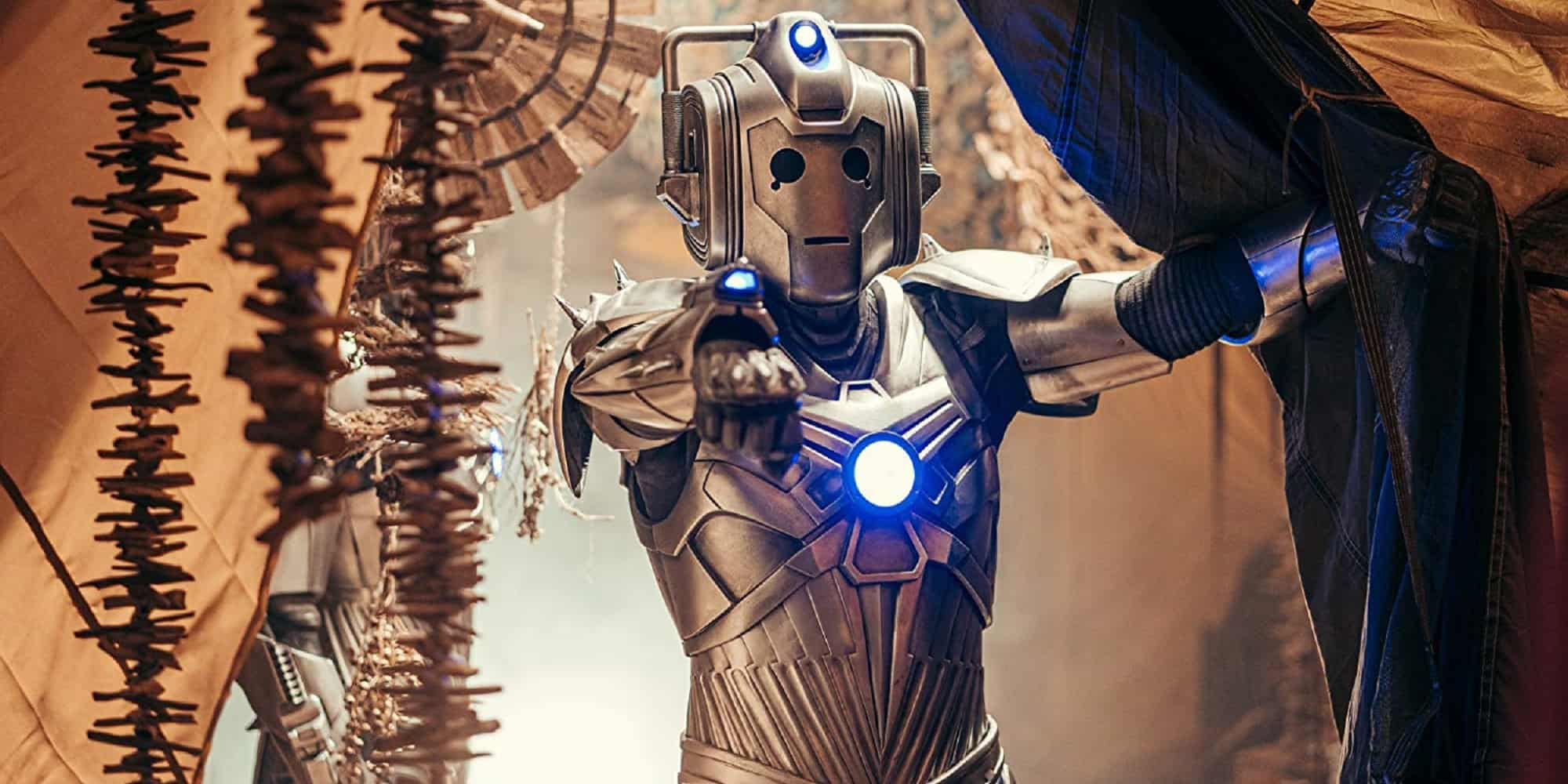 Doctor Who Series 12 Finale Cyberman Ben Blackall