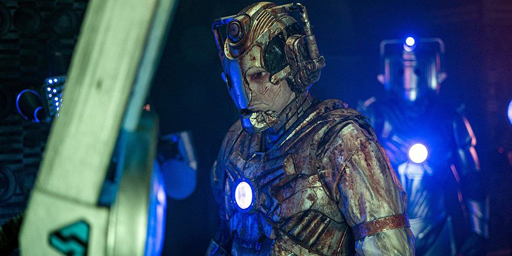 Doctor Who Series 12 Finale Lone Cyberman