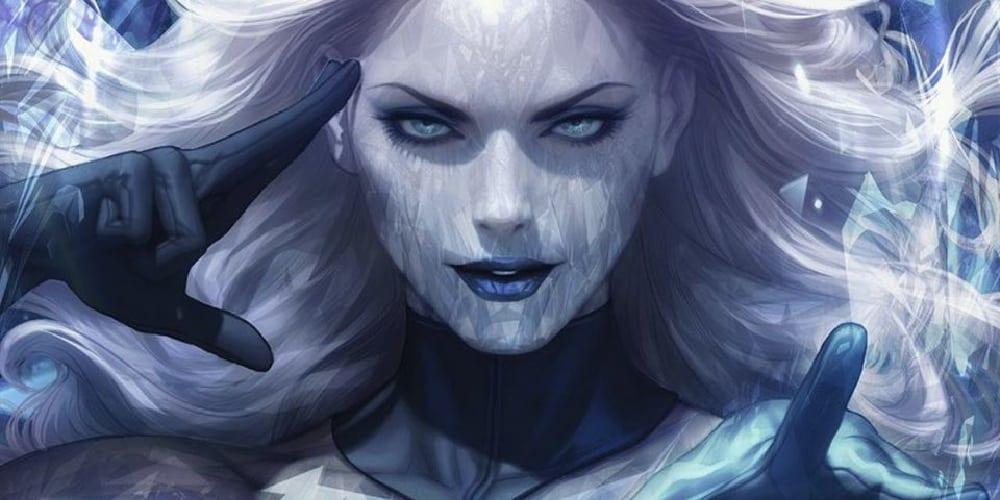 Emma Frost, White Queen, Marvel Comics, Comic Retailers, Coronavirus, Diamond Distributors