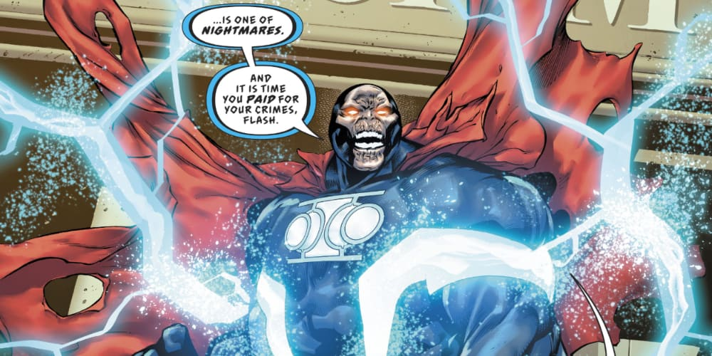 Joshua Williamson, Barry Allen, Paradox, Godspeed, Generation Five, DC Comics