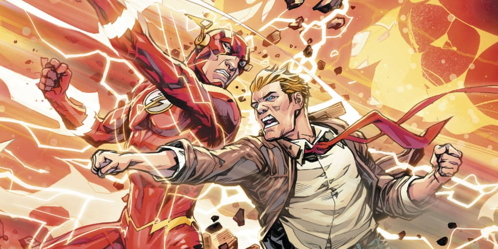 Flash #750, Flash, Godspeed, Paradox, Joshua Williamson