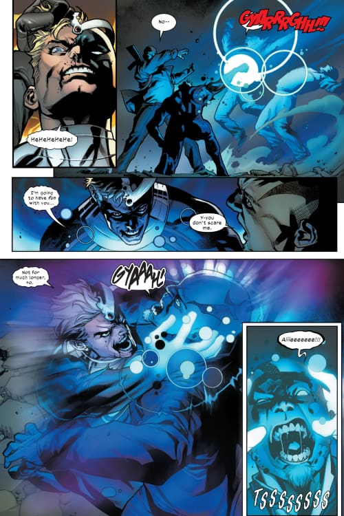 Havok, Hellfire Cult, Dawn of X, X-Factor, Marauders, Mutant Massacre, Nightcrawler, Marvel Comics