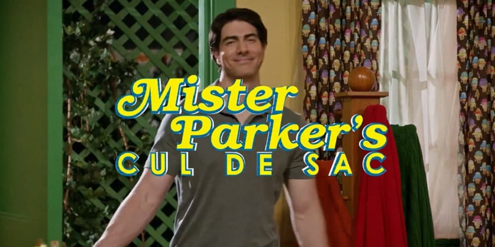 Legends of Tomorrow Mister Rogers episode Mister Parker's Cul-De-Sac Titles Brandon Routh Ray Palmer