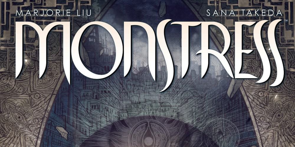 Monstress 12 Featured
