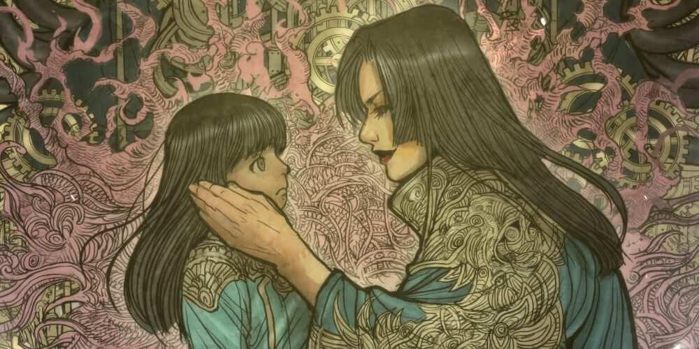 Monstress, Marjorie Liu, Sana Takeda, Image Comics, Eisner Winner, Asian Mythology, Steampunk