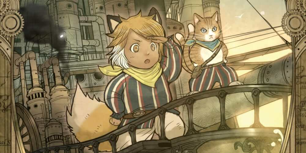 Monstress Liu Takeda Create a Beautiful World and a Powerful Story