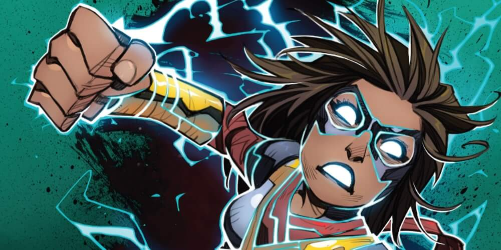 Saladin Ahmed, Ms Marvel, Sana Amanat, Kamala Khan, G Willow Wilson, Magnificent Ms Marvel