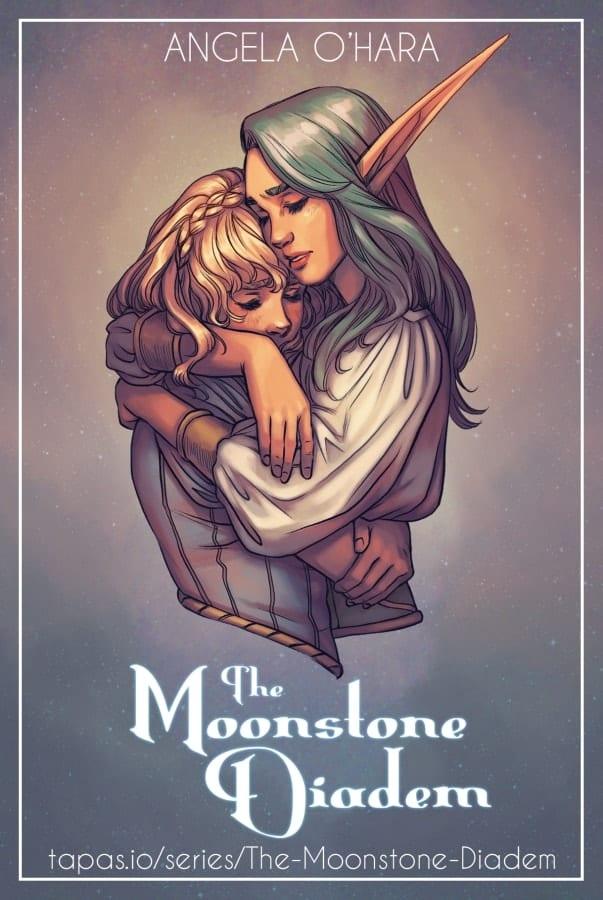 The Moonstone Diadem, Angela O'Hara