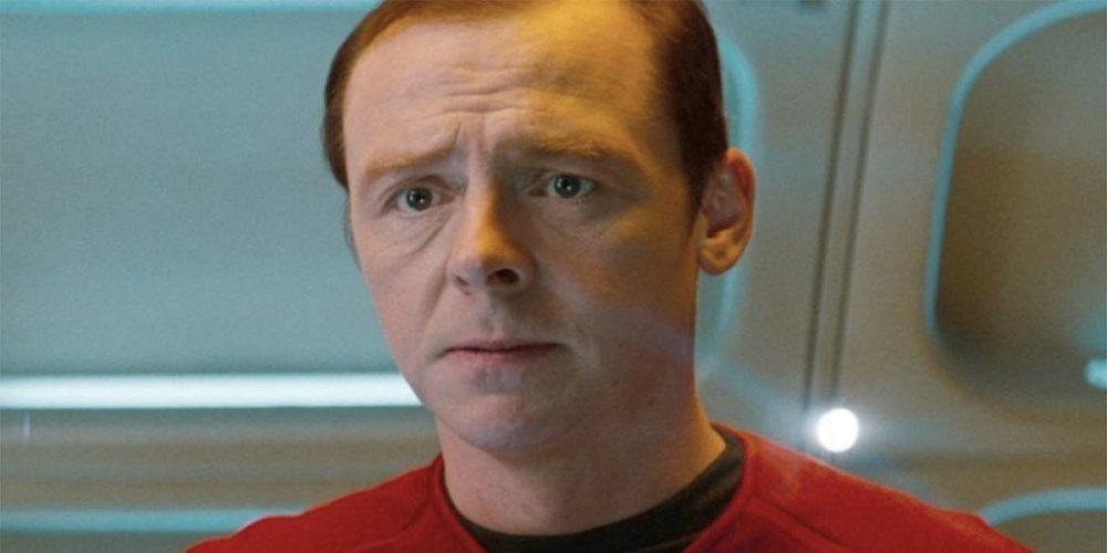 Star Trek Movies Box Office Simon Pegg