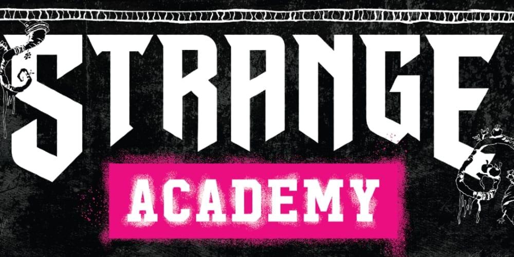 Strange Academy, Skottie Young,