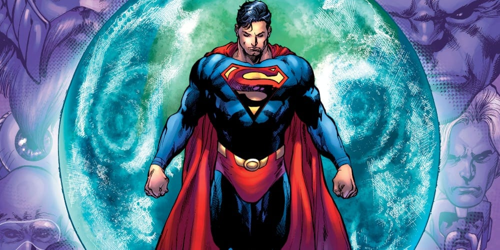 Superman, Paul Levitz, DC Comics, Brian Michael Bendis, Comic Shops, Independent Bookstores, Covid-19