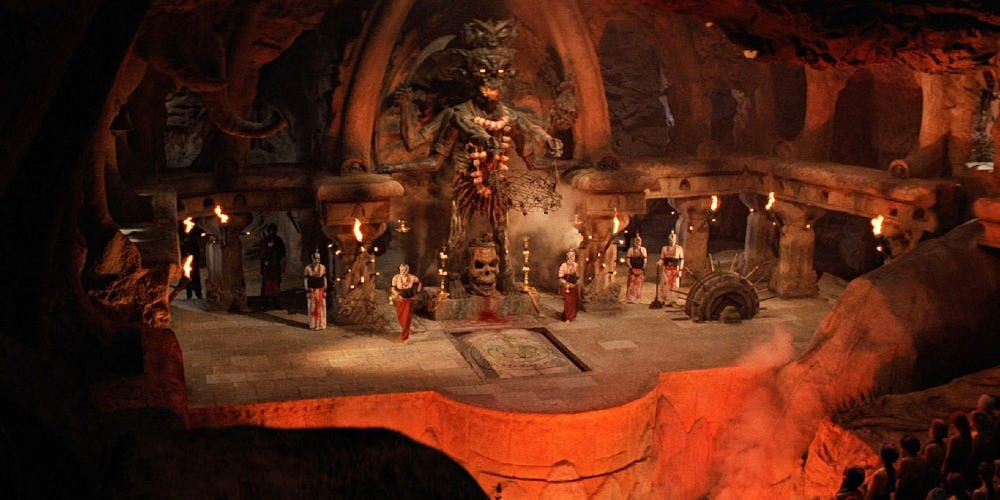 temple of doom review