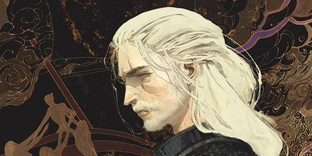 Witcher comic miniseries