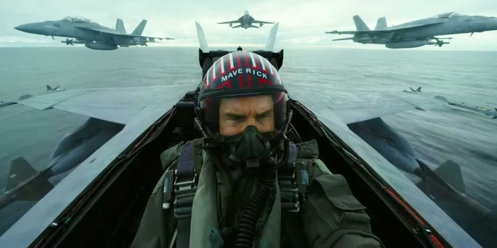 Covid-19, Early Release Movies, Top Gun: Maverick, Top Gun, Tom Cruise, Air Force, Coronavirus, Sequester