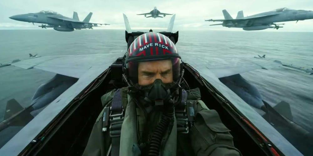 Tom Cruise Pilot to NASA Astronaut