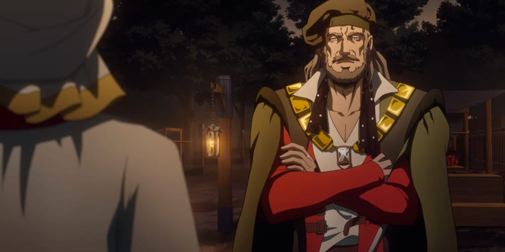 Castlevania Season 3 Recap the mysterious Saint Germain