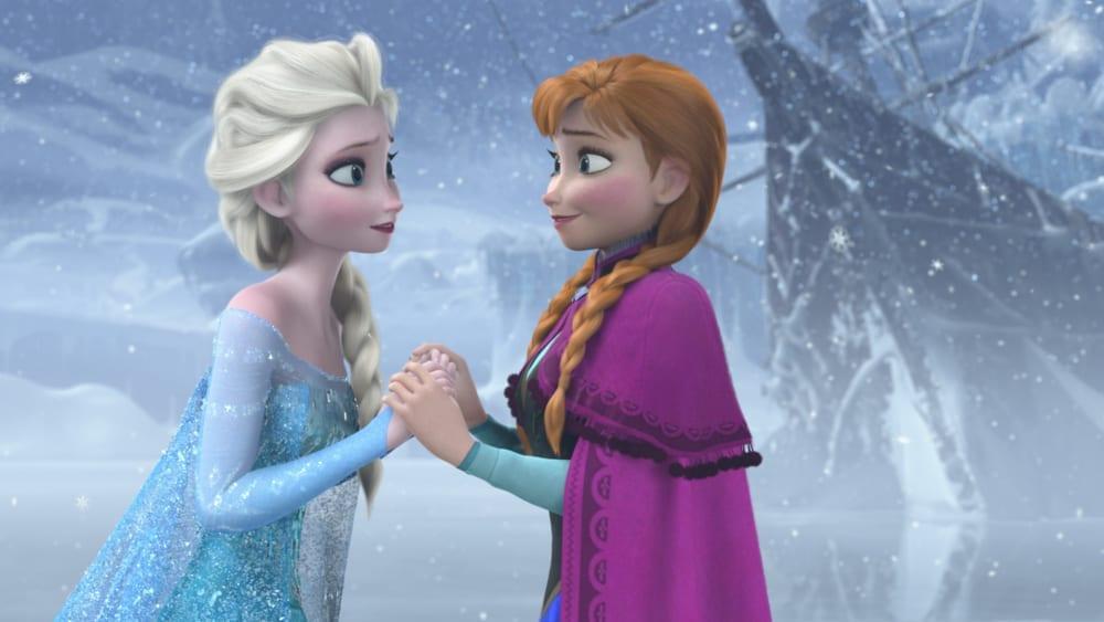 Stream Frozen 2 on Disney+
