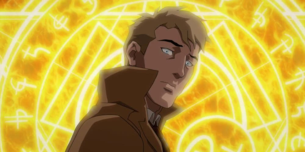 Justice League Dark: Apokolips War Constantine.