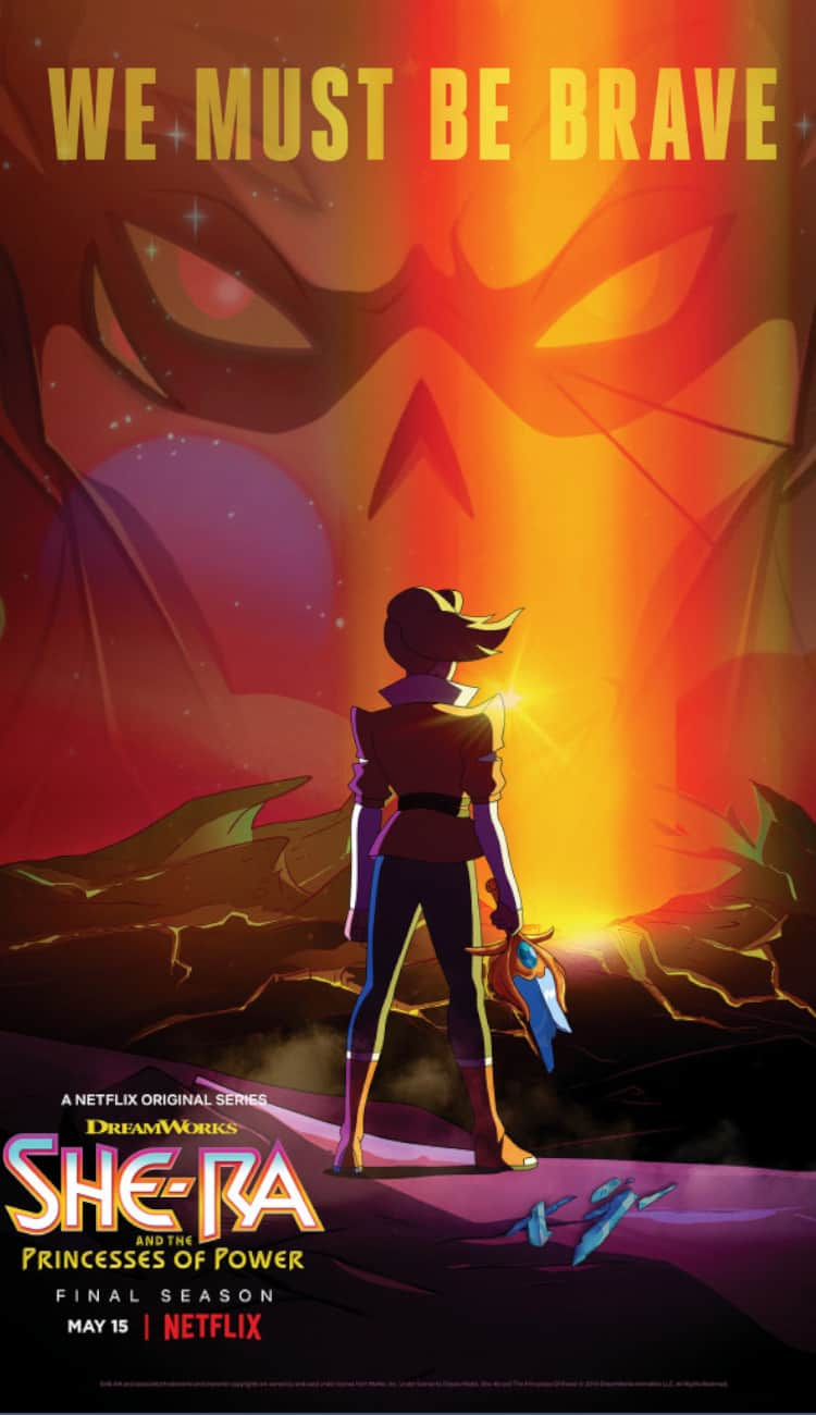 Netflix's She-Ra is cancelled.