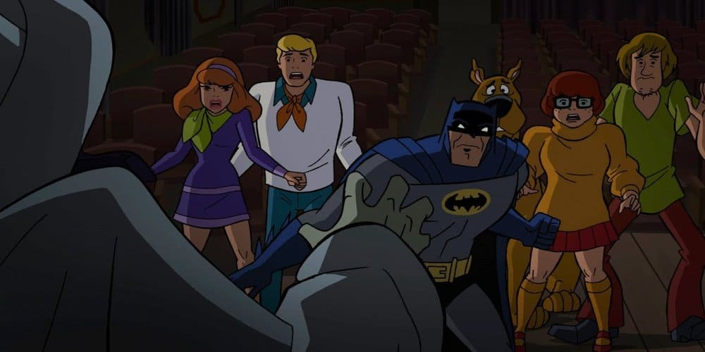 the history of scooby doo