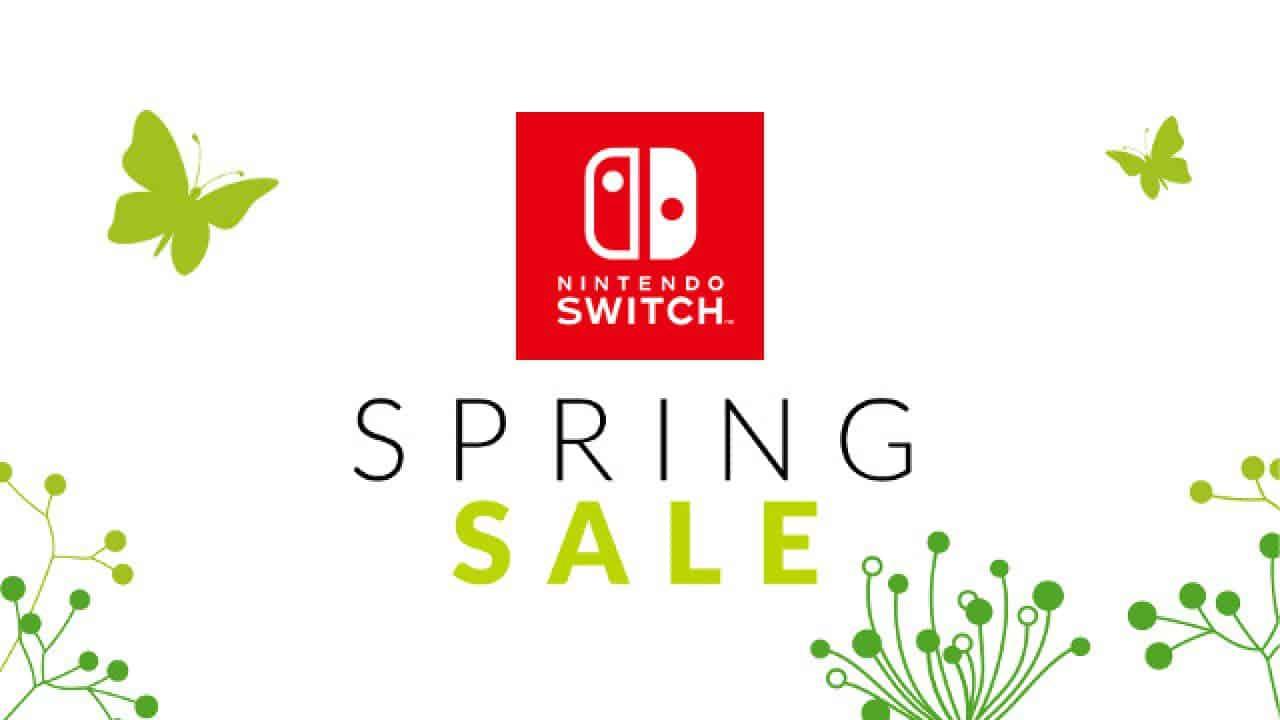 nintendo spring sale highlights