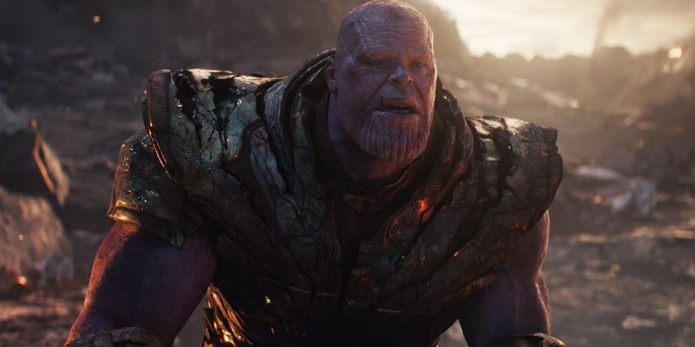 The Infinity Saga, Thanos
