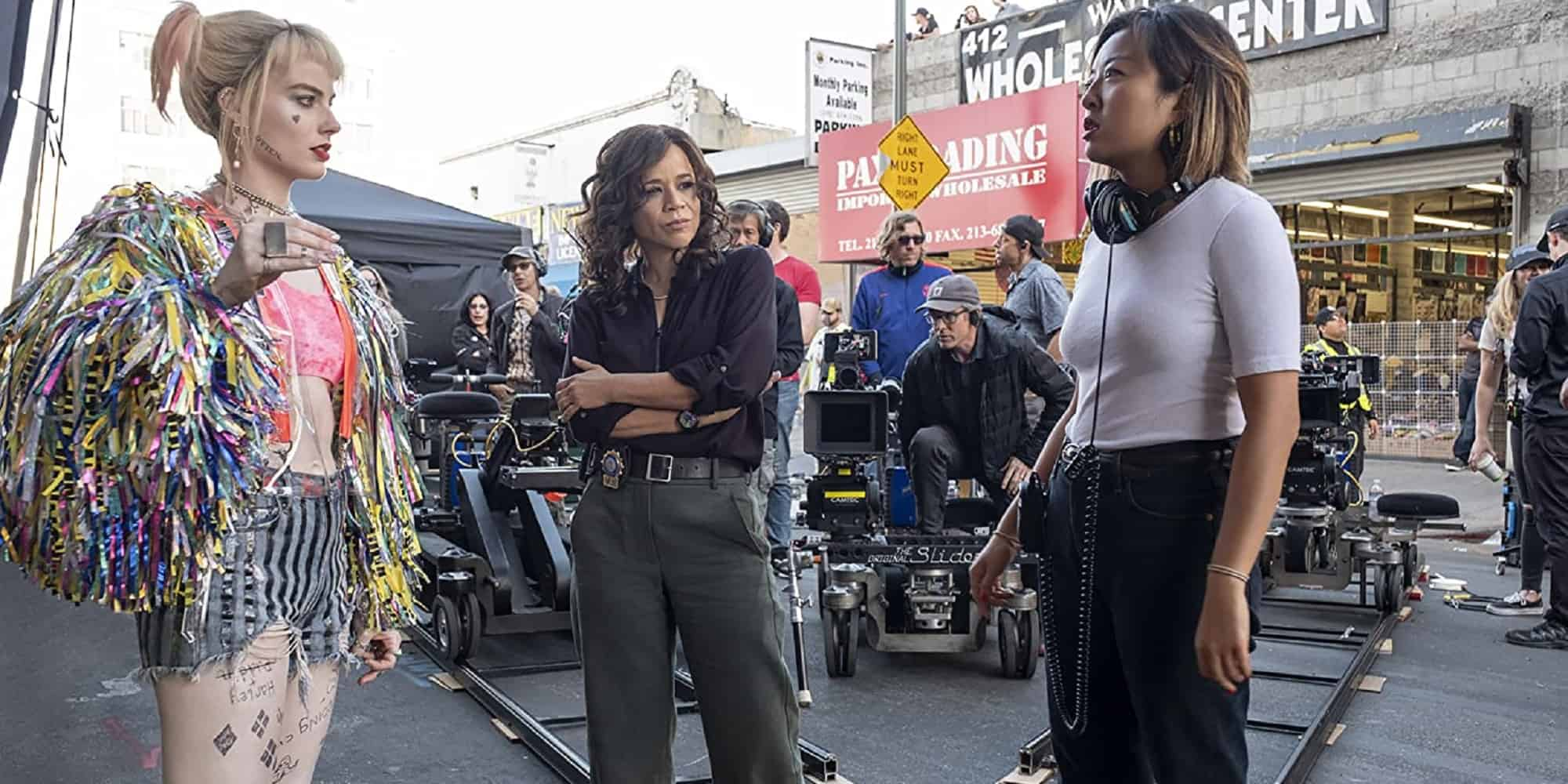 Cathy Yan Audiences Weren't Ready for Birds of Prey Featured via WB