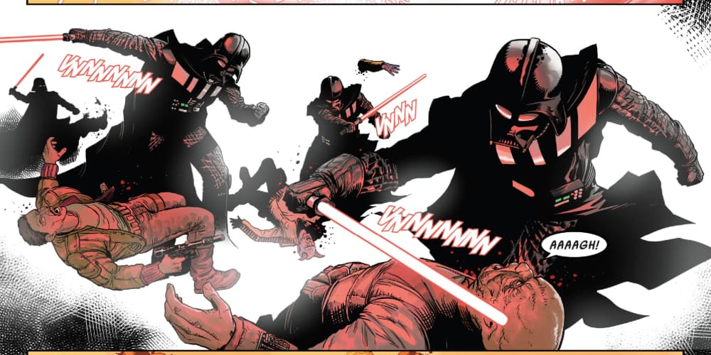Star Wars, Darth Vader, Greg Pak, Charles Soule, Keiron Gillen, Marvel Comics, Disney, Empire Strikes Back