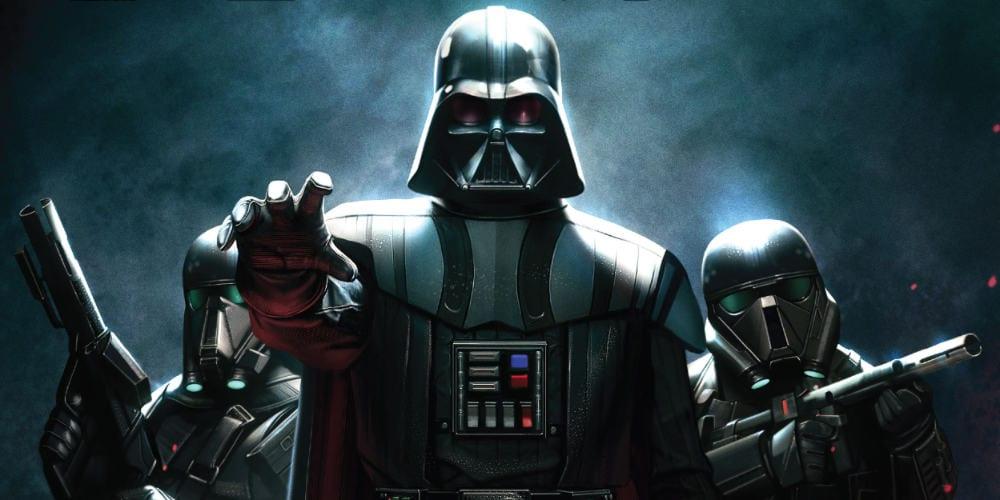 Darth Vader, Star Wars, Greg Pak, Marvel Comics, George Lucas, Disney, James Earl Jones, Hayden Christensen, Empire Strikes Back