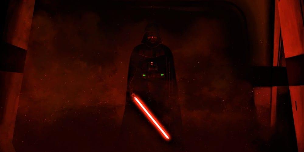 Rogue One, Lightsaber, Death Star, Scarif, A New Hope, James Earl Jones, K-2SO