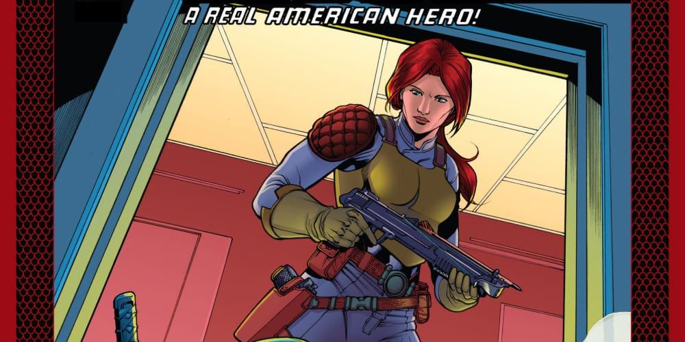 GI Joe: Real American Hero, Larry Hama, IDW, Coronavirus, Covid-19, Shelter-in-Place, Comics, Snake Eyes
