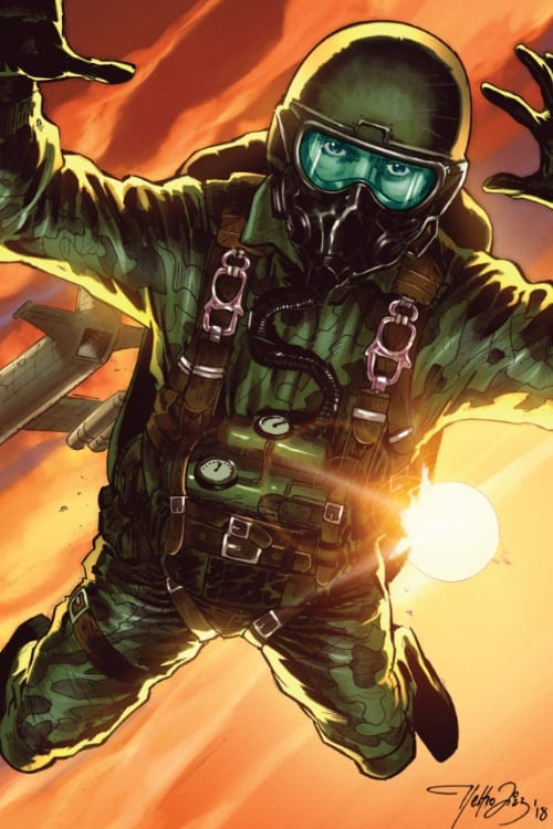 GI Joe: Real American Hero, GI Joe, IDW Comics, face masks, coronavirus