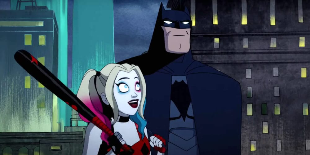harley quinn series is coming to syfy