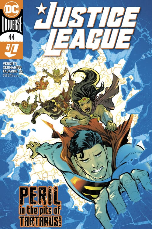 New DC Comics, Direct Comic Book Services, Midtown Comics, Justice League, Batman, Superman, Wonder Woman, Green Lantern, Flash, Aquaman, Robert Venditti, DC Comics