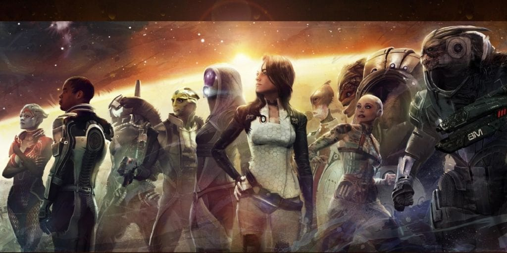 Mass Effect 2 Best Sequel Games of All Time Gameplay
