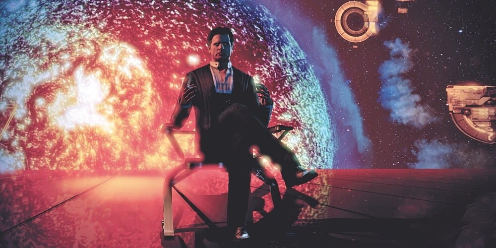 Mass Effect 2 Best Sequel Games of All Time the Illusive Man