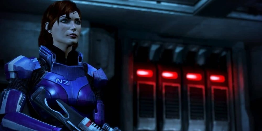 Mass Effect 3 Ending DLC Controversy FemShep Annoyed