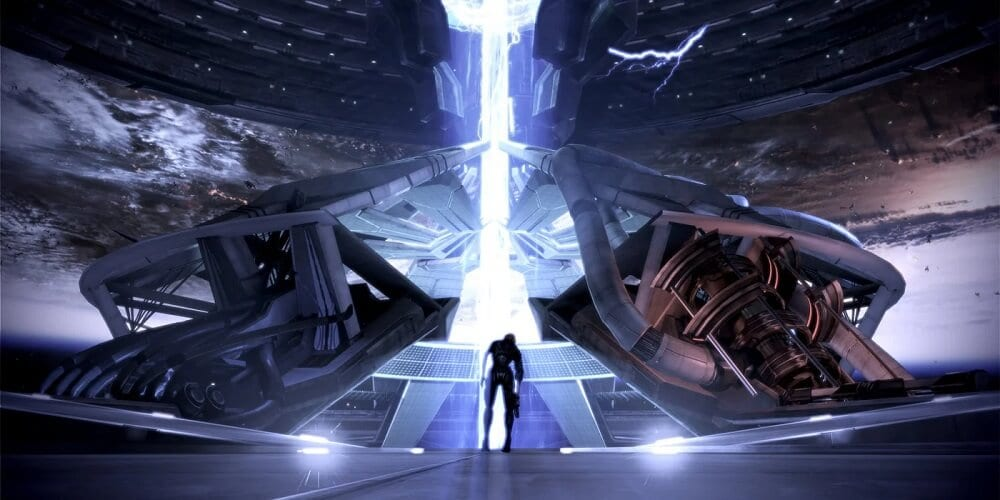 Mass Effect 3 Ending DLC Controversy The Crucible Thing