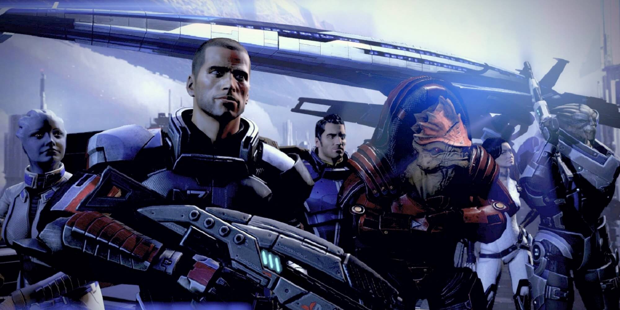 Mass Effect 3 Ending Retro Review 2