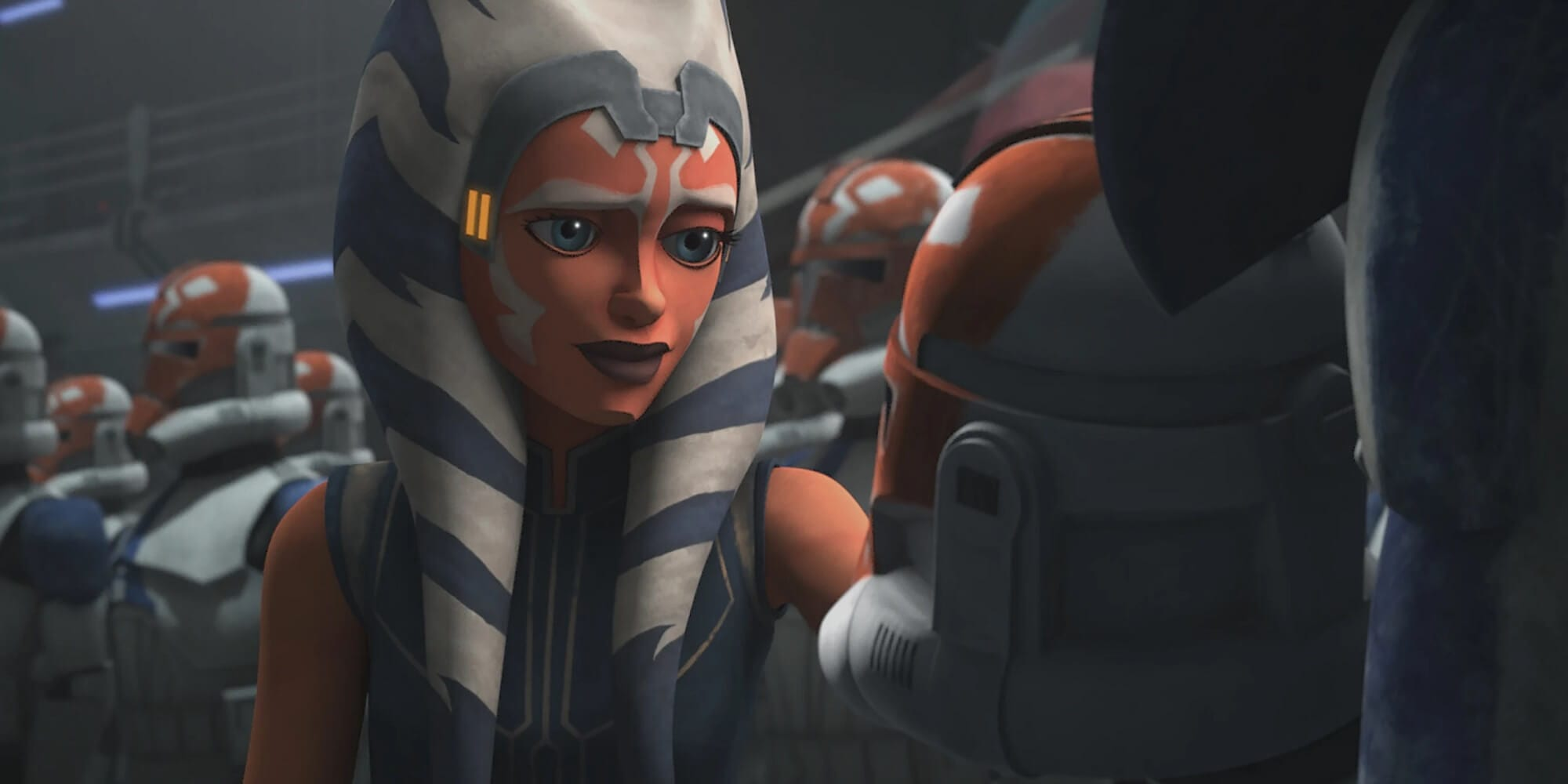 Old friends not forgotten the clone wars siege of mandalore ahsoka and the 332nd