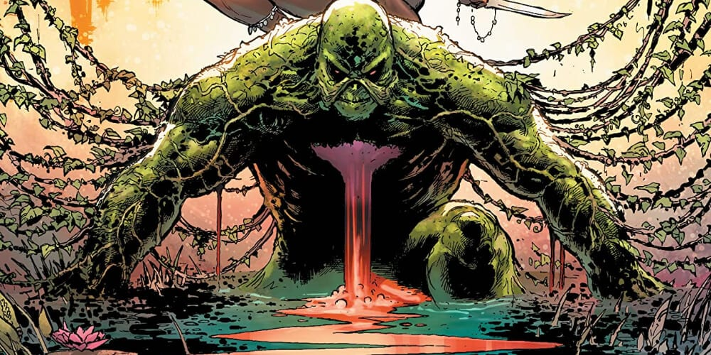 DC Comics Digital First, Swamp Thing, Abby Arcane, The Swamp, the Green, The Bayou, New Orleans, Louisiana, COVID-19, Quarantine, Shelter-in-Place, Flatten the Curve