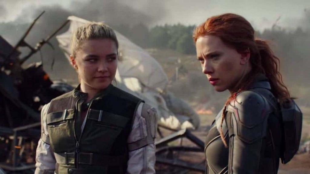 Black Widow Release Early Disney+